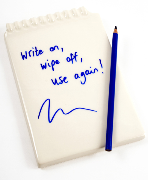 write_on_blue