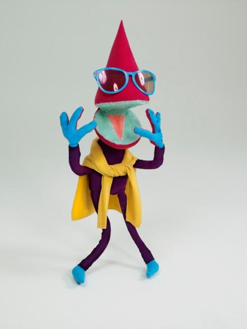gary card puppet