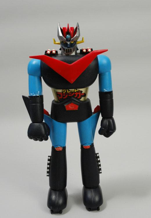 Mazinger collection on eBay!